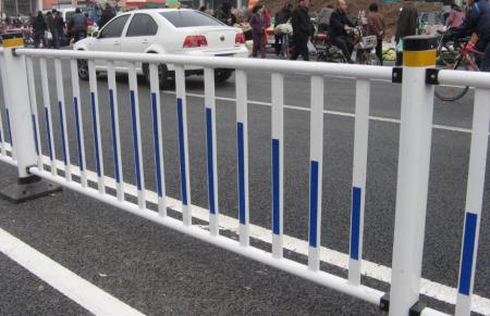 二次喷涂拼装护栏