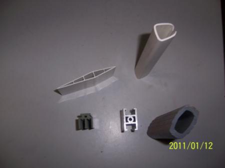 PVC挤出软硬管