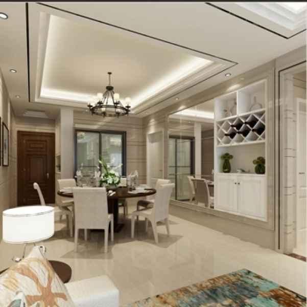140平方米室內裝修設計 我們公司是一站式整裝,就是從您房子的基裝
