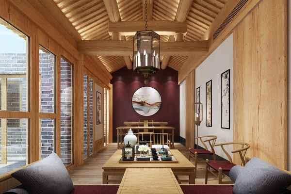 推荐信息  关 键 词  四合院中式装修设计 商家名称北京镇海设计顾问