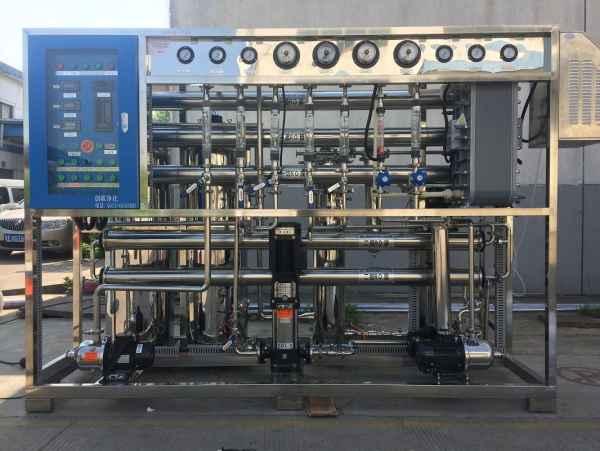 江苏三类医疗器械纯化水设备