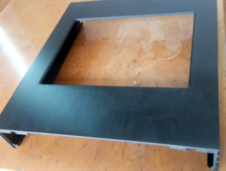 工业控制器外壳面板