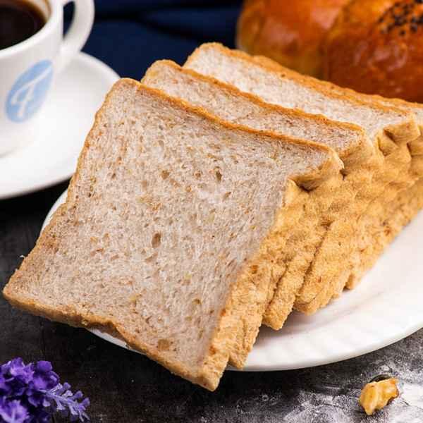 法颂全麦切片吐司营养早餐面包