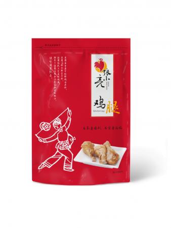休闲食品系列麻辣鸡腿