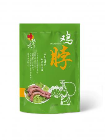 休闲食品系列麻辣鸡脖