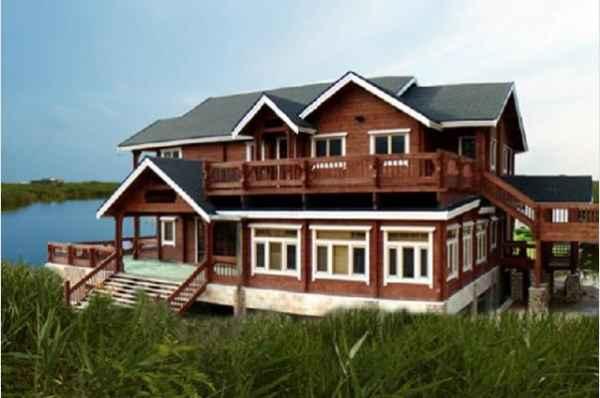 木结构房屋价格