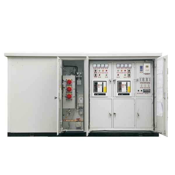 zgs光伏发电专用组合式变压器产品大图