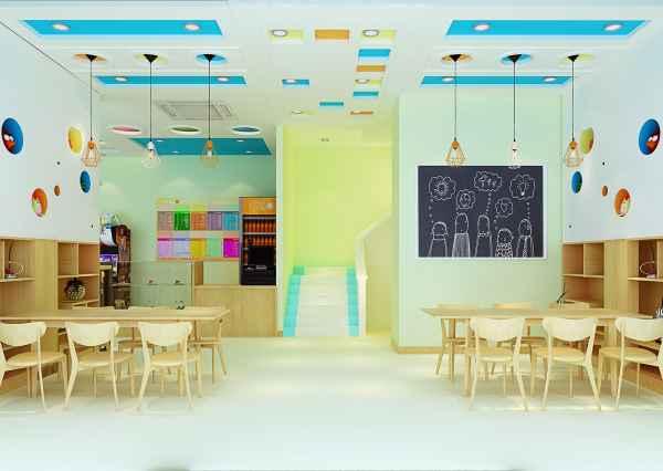 山东幼儿园室内外装修设计