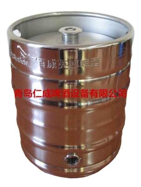 不锈钢扎啤桶20升_青岛仁成啤酒设备有限公司_金泉网