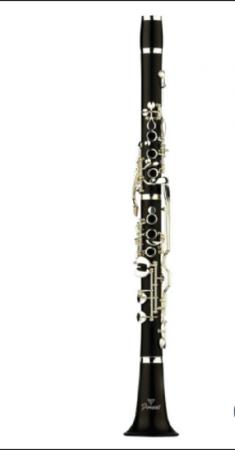 德式乌木单簧管