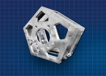 CT医疗机零部件制作