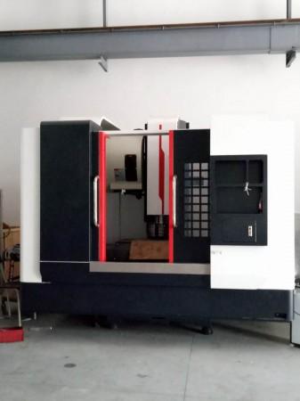 重型精密立式加工中心机