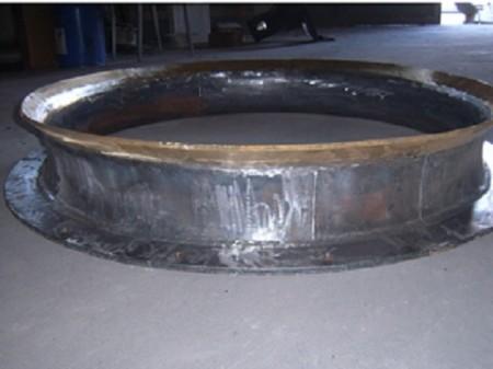 特种焊接异种金属疑难修复