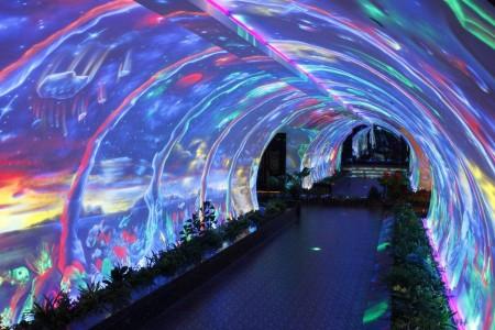 辽宁时光隧道设计