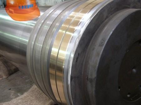 铝青铜黄铜42Cr轴活塞堆焊