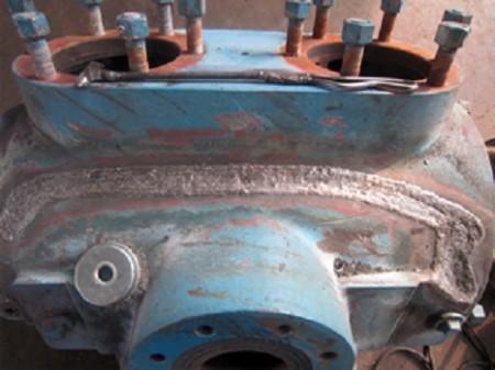 铸铁生铁灰铁球铁断裂焊接