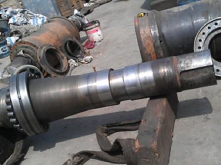 铸钢焊接焊条补焊修复
