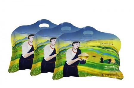 四川黑青稞有机食品