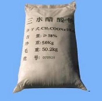 工业用三水醋酸钠