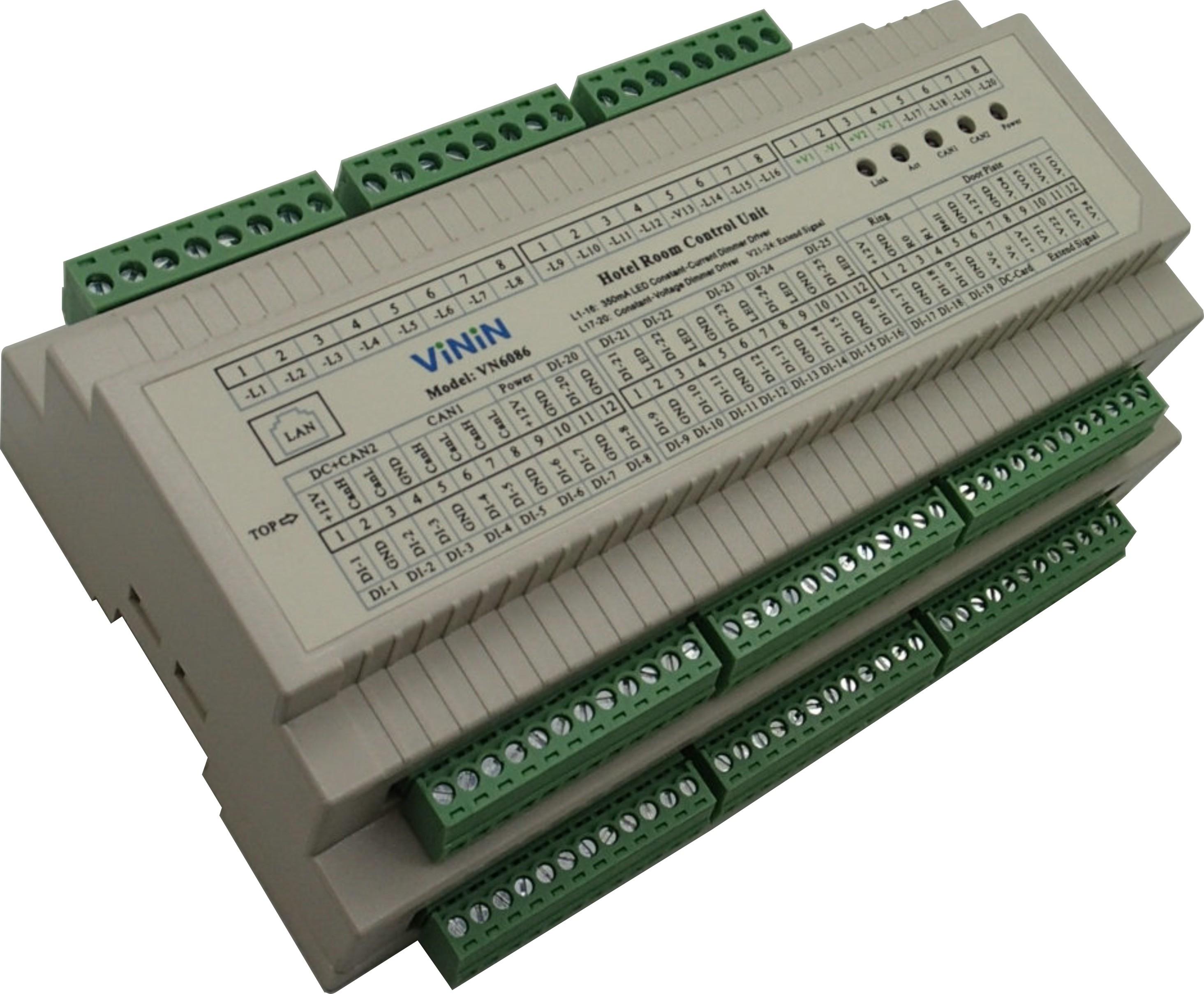 2, 控制器采用插拔式接线端子维护方便,5分钟内就可以更换一个模块