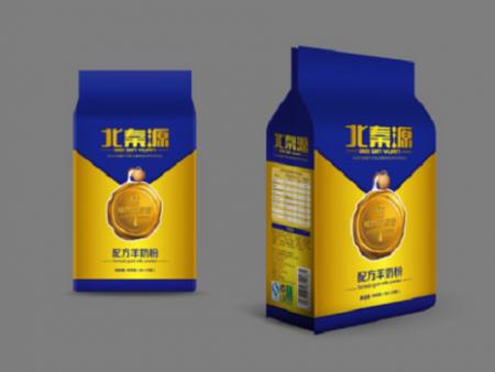 秦羚牌配方羊奶粉