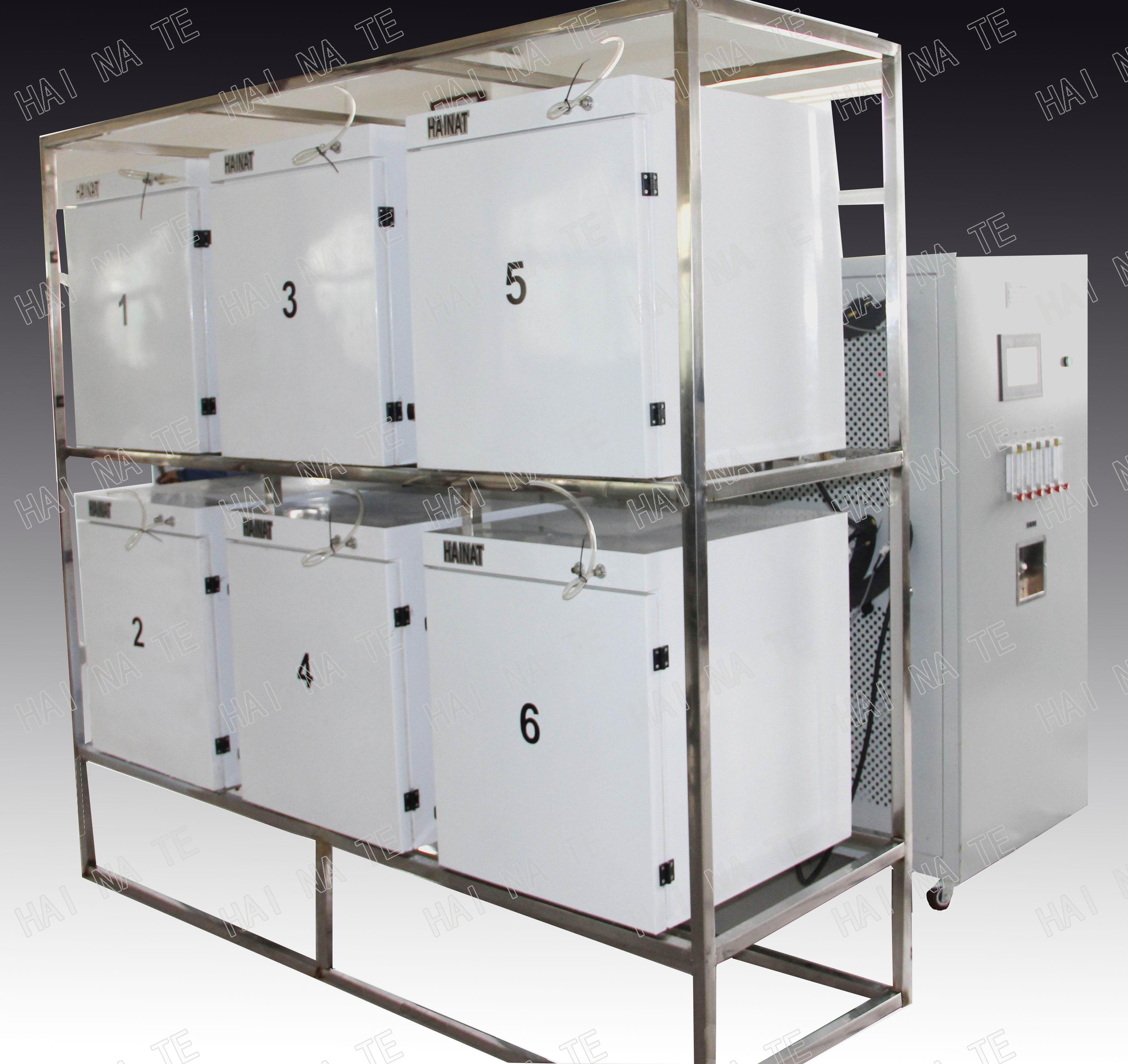 VOC释放量测试箱(60L)(四舱或六舱)