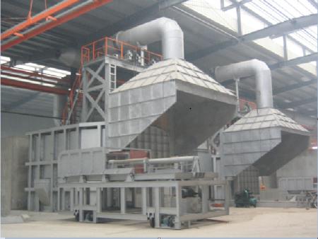 中频炉电炉熔炼炉离线脉冲除尘器