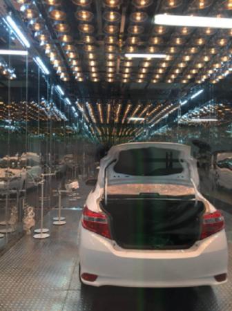 200立方米整车VOC环境测试舱