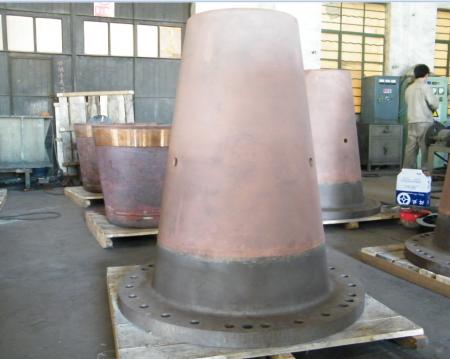 高炉铸造纯铜风口套