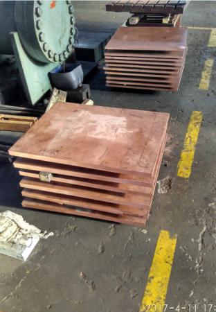 高强高导铬锆铜板