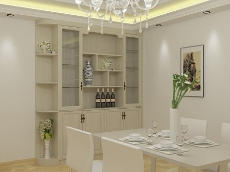 广东客厅酒柜