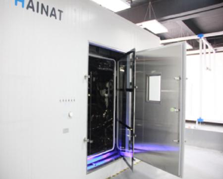 15立方米甲醛及TVOC释放量检测气候室