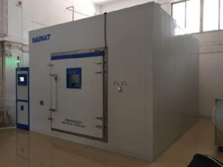 24立方米甲醛及TVOC释放量检测气候室