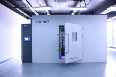 16立方米甲醛及TVOC释放量检测气候室