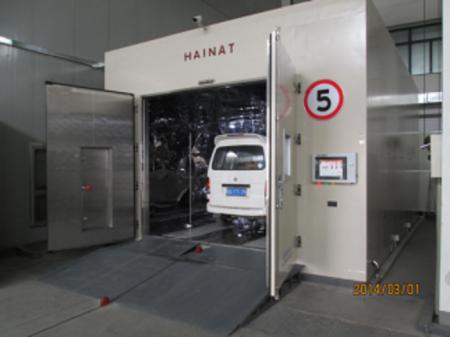 汽车整车VOC检测环境测试舱
