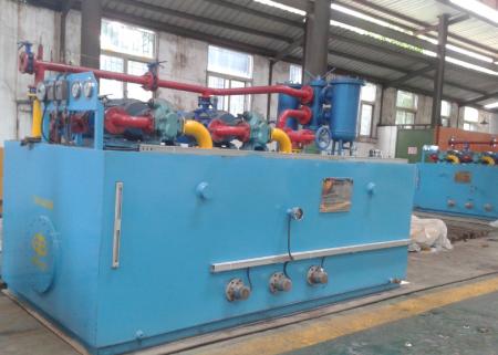 轧机减速箱润滑油站系统