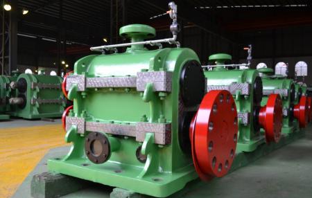 280-630三芯齿轮分配箱