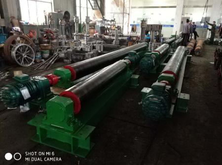 轧钢厂用传动辊道辊筒