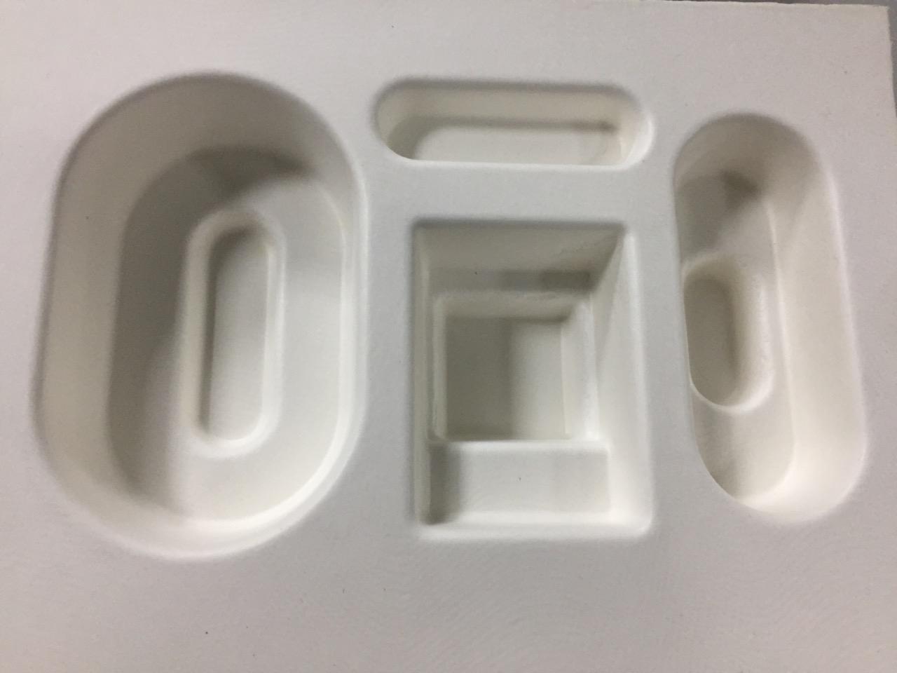 电器类精品包装纸托