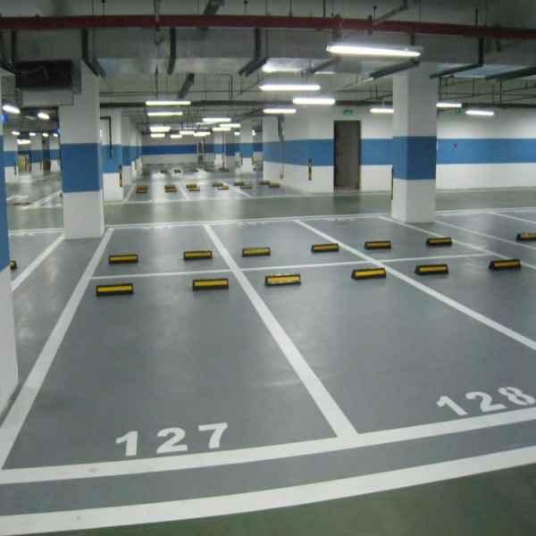 地下停车场交通设施护角反光镜轮廓标