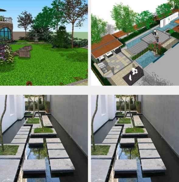 工厂绿化景观设计施工
