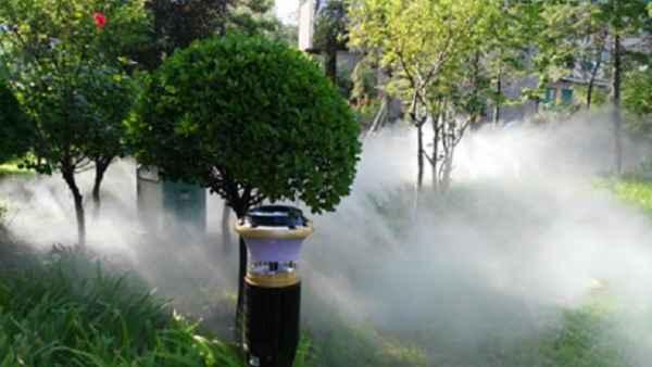 小区喷雾设备哪家好