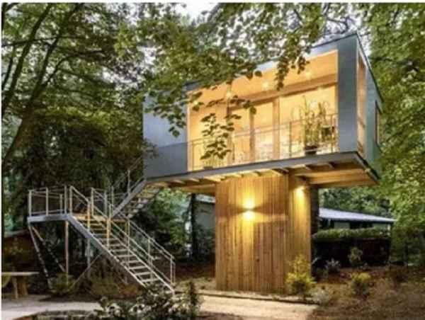 轻钢结构别墅厂家