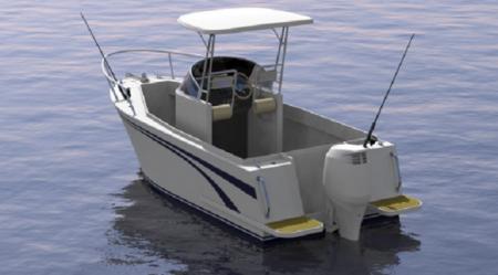 铝合金休闲艇