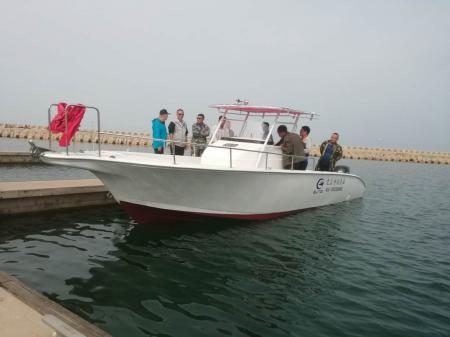 玻璃钢钓鱼艇生产商