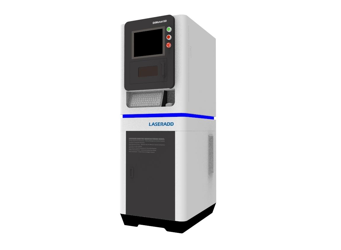 雷佳增材DiMetal50金属打印机