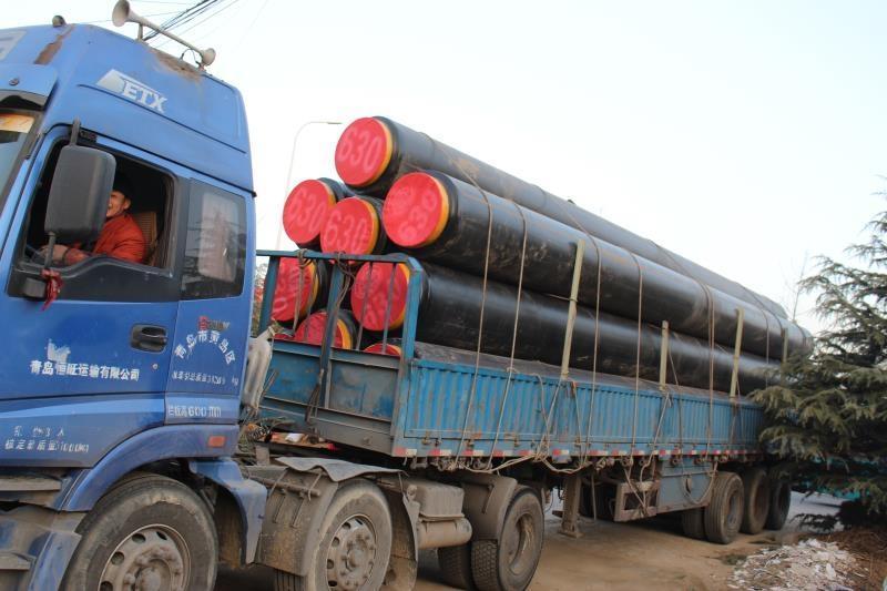 山东聚氨酯发泡保温管供应商