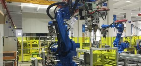 点焊机器人工作站生产商