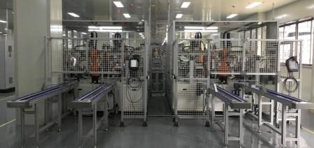 动力电池智能装配线制造商
