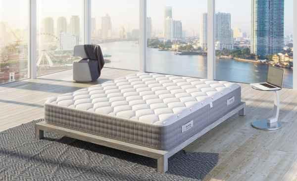 博纳方丹恒温弹簧床垫